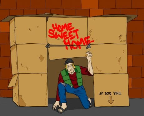 Parents vs. Cardboard Boxes: The Real Reasons Millennials Are Living at Homes