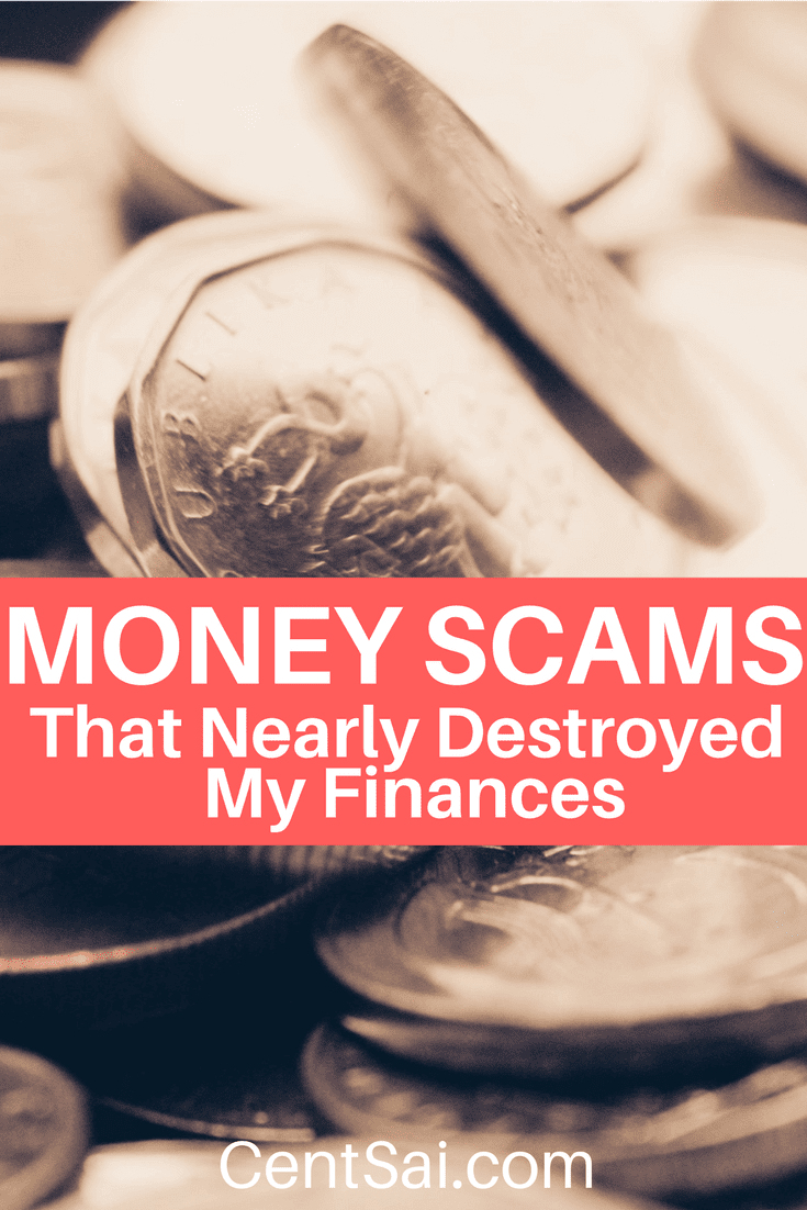 Money Scams That Nearly Destroyed My Finances