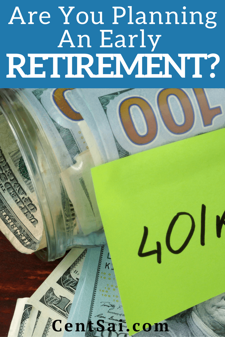 Remaining active and focused on your retirement objectives is particularly important if you are contemplating or are forced into early retirement.