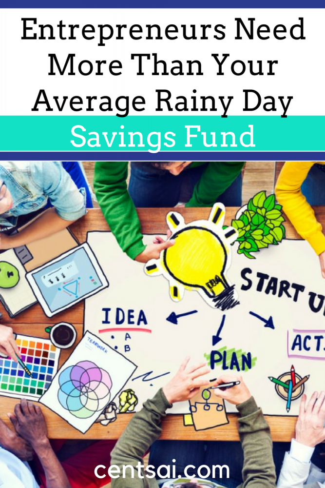 """Entrepreneurs Need More Than Your Average Rainy Day Savings Fund. Many entrepreneurs find themselves asking, """"Can I use my 401(k) fund to start a business?"""" Well, you can... but should you?"""
