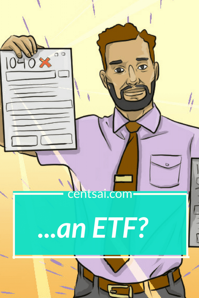 """...an ETF? If you don't know what """"ETF"""" means, now's the time to find out.You'll find it especially useful if you're earning a paycheck and have a little money left over to start building some savings for today and a little wealth for tomorrow. #ETF #Investing #investment"""