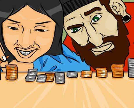 My Frugal Friends Make Me Richer
