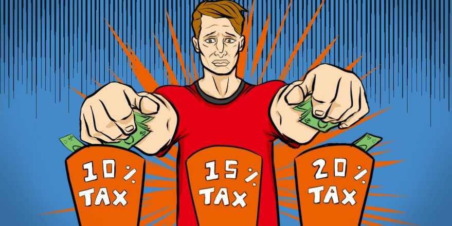 Understanding Taxes, Part 2: Tax Brackets, Marginal Rate, and Effective Rate