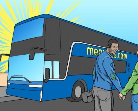 Affordable Travel: Don't Miss the Megabus!