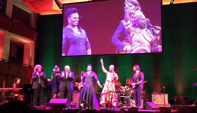 Free Summer Concerts: How to Take Advantage of Frugal Fun | NEA Jazz Masters at the Kennedy Center | Photo Courtesy of Pia Catton