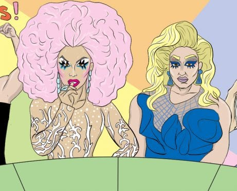 RuPaul's Budget Race: How to Be a Drag Queen When You're Broke
