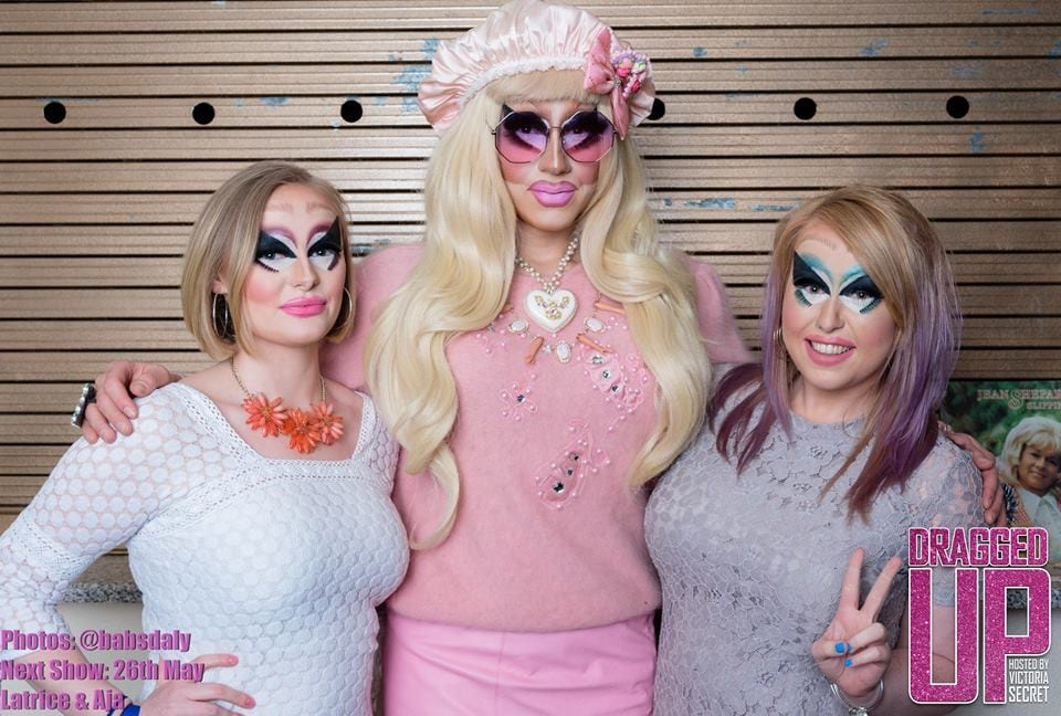 Kelly Meehan Brown, Jessie O'Neill, and Trixie Mattel