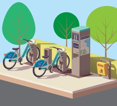 Sharing Economy Opportunities Rent a Bicycle