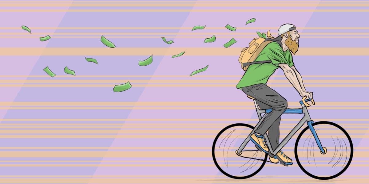 Great Side Hustle Ideas | Art by Jonan Everett
