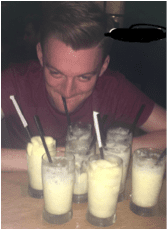 The Cost of Dining Out: My Extravagant Week   Eoin's 'alcohol-free' night