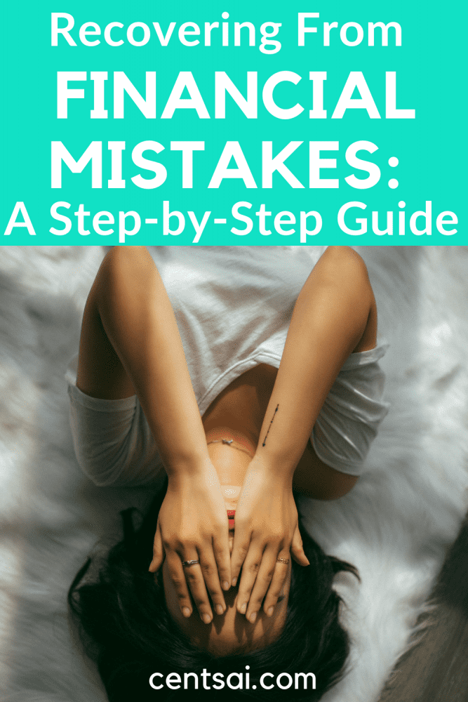 Recovering From Financial Mistakes: A Step-by-Step Guide. Have you ever bought something, only to regret it later? You're not alone. Check out this step-by-step guide to recovering from financial mistakes. #financialmistakes