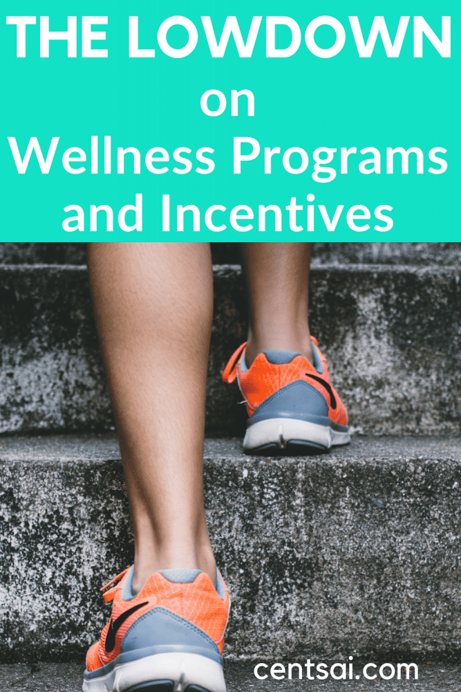 The Lowdown on Wellness Programs and Incentives. Did you know you can save money on insurance just by being healthy? Learn how to use wellness programs and incentives to your advantage. #wellnessprogram #incentives