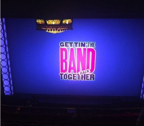 """How to get cheap broadway tickets: """"Gettin' the Band Back Together"""""""