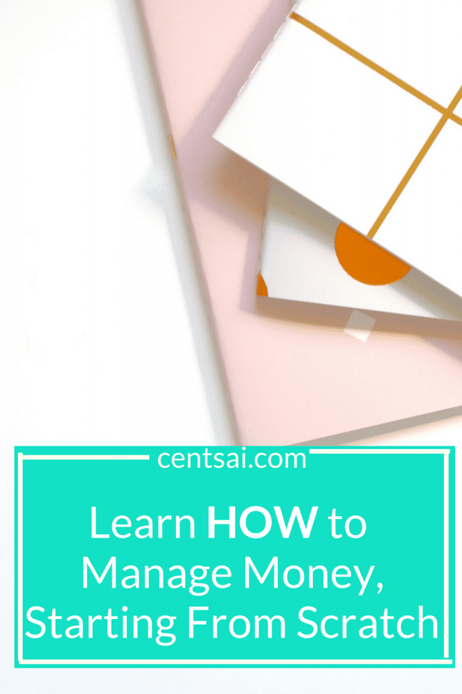 Learn How to Manage Money, Starting From Scratch. Can you do advanced algebra, but not make a budget? You're not alone. Learn how to manage money with our handy guide, even if you don't know where to start, this is perfect for budgeting for beginners. #budget #financialliteracyblogs #budgetingforbeginners